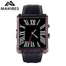 Makibes DM08 Bluetooth Smart Watch Fashion Wrist Smartwatch Men Wristwatch Wearable Digital Device for IOS android  smart Phone