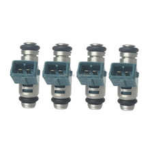 4 PCS fuel injector IWP071 81177 A0000786249 0000786249 Fits For MERCEDES BENZ W168 414 A-CLASS VANEO 1.6 1.9(China)