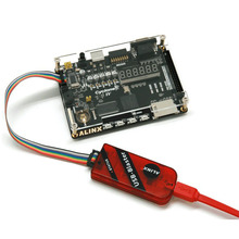 Latest Version Altera EP4CE6 FPGA Development Board + High Speed USB Blaster FPGA Board with 256M SDRAM  VGA