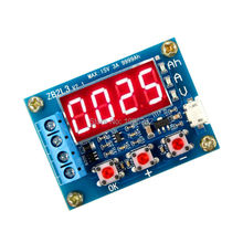 WS16 USB 1.2-12v 18650 Li-ion Lithium Lead-acid Battery Capacity Meter Current Voltage Checker Monitor Discharge Tester Analyzer(China)
