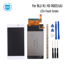 BLU R1 HD R0031UU R0011UU LCD Display+Touch Screen 5.0inch Perfect Screen Digitizer Assembly Repair Parts+Tools +Adhesive(China)