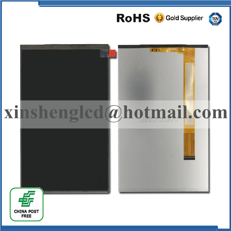 Original Tablet PC LCD display AL0698D LCD Screen Replacement Free Shipping<br>