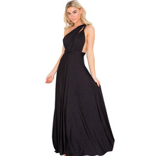 backless Sexy Women Boho Maxi Club Dress Bandage Long Dress Party Multiway Bridesmaids Convertible Robe Longue vestidos