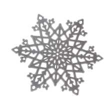 Christmas snowflake card model 8.5*9.8Metal Steel DIY Christmas decoration Cutting Dies Stencil make window sticker by yourself