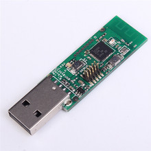 Wireless Zigbee CC2531 Sniffer Bare Board Packet Protocol Analyzer Module USB Interface Dongle Capture Packet