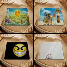Hot 2016 Wallpapers for Gt Funny Cartoon mouse pad with edge locking for internet game and office use
