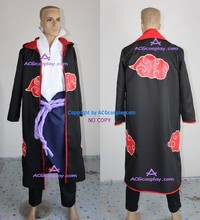 Naruto Team Taka Hawk Sasuke Uchiha Cosplay Costume(China)