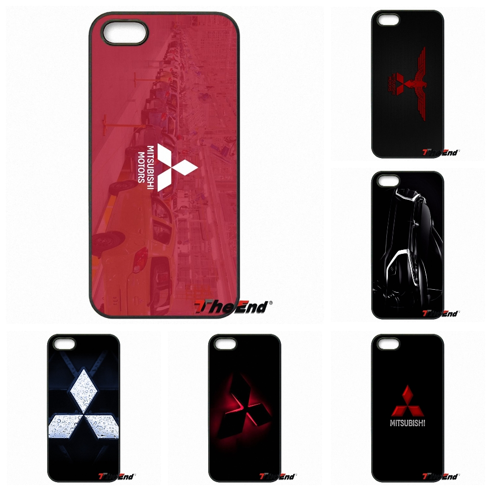 Mitsubishi Motors Car Logo Original Phone Cover For Xiaomi Redmi Note 2 3 3S 4 Pro Mi3 Mi4i Mi4C Mi5S MAX iPod Touch 4 5 6(China (Mainland))