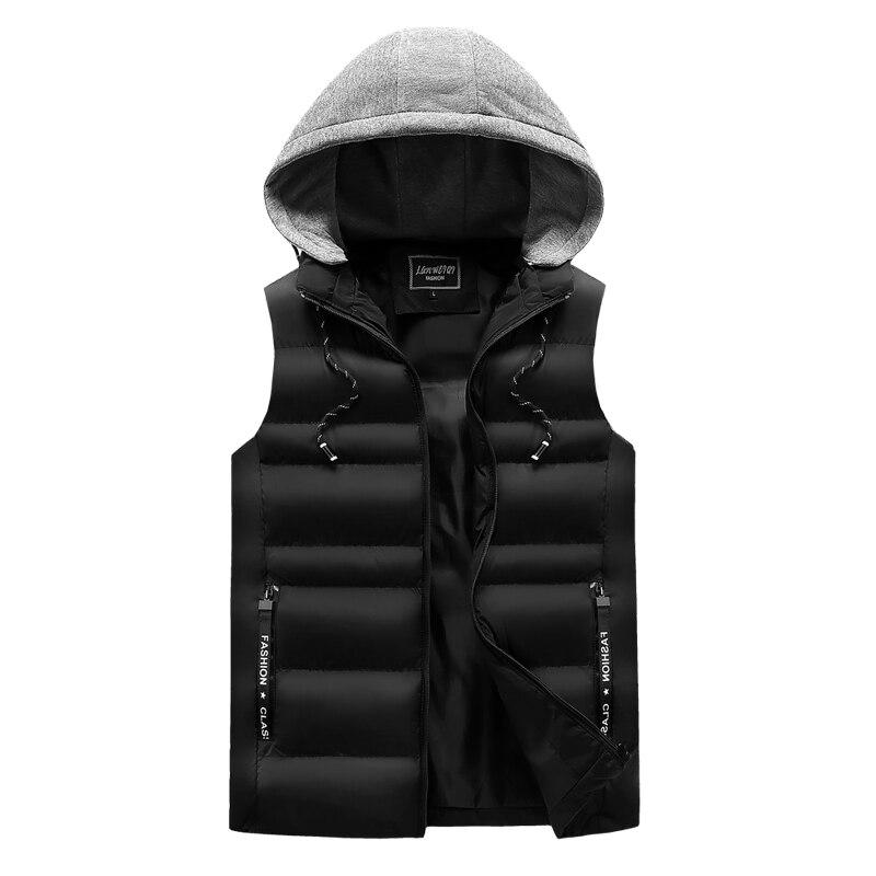 classic men\`s down jackets vintage elegant casual vests korean streetwear winter warm clothing dress canada coats vests for men (8)