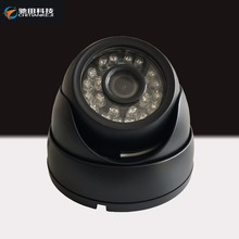 Free shipping !car dvr 4ch 3Inch metal shell camera, car cctv systems bus cctv systems camera survilance