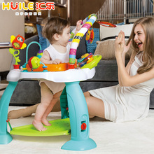 Joy Garden Chair Up and Down Baby Walker Musical Baby Jumper Chair Upgrade Baby Activity Center Jumperoo Playing Gym Fancy Toys
