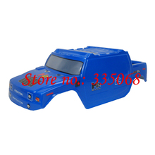 HENGLONG 3851-6 RC Gainer 1/10 spare parts No.10301 Blue car body shell / car shell / car body