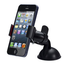Universal Car Styling Windshield Mount Stand Mobile Phone Holder For iPhone 4 5 5s 6 6s Plus For Samsung Smart Phone GPS