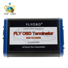 2017 FLY OBD Terminator Locksmith Version Free Update Online with Free J2534 Software(China)