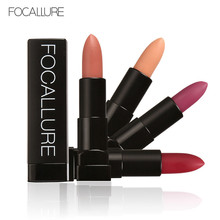 FOCALLURE 12 Matte Colors Lipstick Long Lasting Waterproof Matte Lip Stick Matte Lip Makeup Lip Gloss Makeup