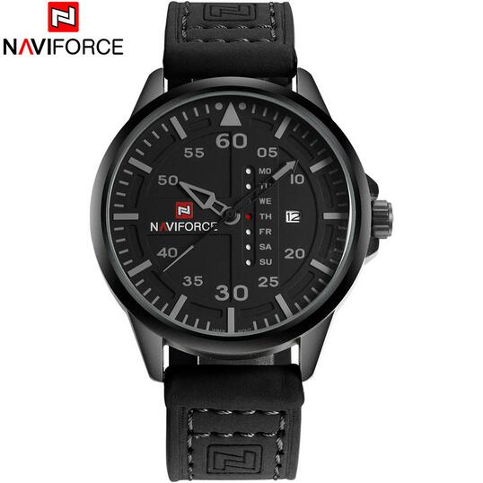 Male Relogio 2017 Luxury Brand Men Sports Watches Mens Quartz Date Clock Fashion Casual Leather Strap Army Military Wrist Watch<br><br>Aliexpress