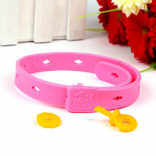 Best Sale 2015 Pink Collar Dog Puppy To Kill And Prevent Lice Collar Flea Circle Cleaning Necklet Insect Repellent Free Shipping