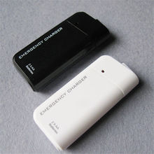 Mobile Phone Portable Power Bank Backup Battery Charger AA Battery Storage Boxes  External Backup Battery