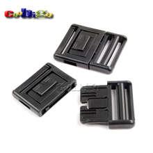 "5pcs Pack 1-1/2"" Center Release Buckle for Outdoor Sports Bags Students Bags Luggage #FLC380-38"
