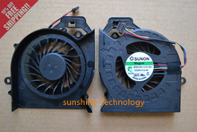 New Laptop CPU Cooling Fan for hp Pavilion DV6 DV6-6000 DV6-6050 DV6-6090 DV6-6100 DV7 DV7-6000 KSB0505HB BH18 Free shipping(China)