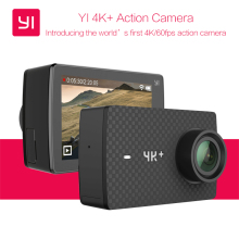 "YI 4K+ Action Camera Ambarella H2 4K/60fps 12MP 155 Degree 2.19"" RAW International Edition Xiaoyi 4K Plus Sports Camera"