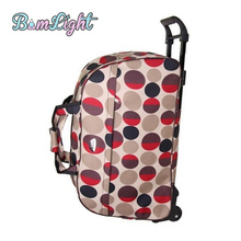 Bomlight Rolling Luggage Waterproof Luggage Bag Rolling Suitcase Trolley Luggage Women&Men Travel Bags Wheels Suitcase(China)