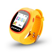 2016 best selling gps wristwatch manufacturer gsm gps smartwatch with SOS LBS WIFI GPS anti-falling Bluetooth Waist Watch Phone(China)