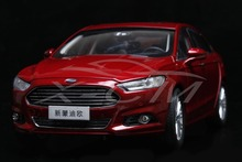Diecast Car Model Ford New Mondeo 2013 1:18 (Red) + SMALL GIFT!!!!!!!!!