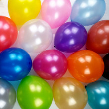 Factory wholesale 100pcs 12Inch 2.8g Latex Balloons Celebration Birthday wedding Party Decorative toys Pearl Balloon gift balls