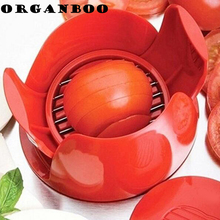 ORGANBOO 1PC Multifunction Tomatoes Onion Potato Slicer Chopper Fruits Vegetables Cutter Shredder Cooking Tools(China)