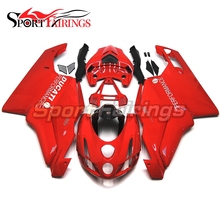 New Fairings For Ducati 999 749 749s Monoposto 03 04 2003 2004 Motorcycle ABS Plastic Full Fairing Kits Moto Cowling Glossy Red