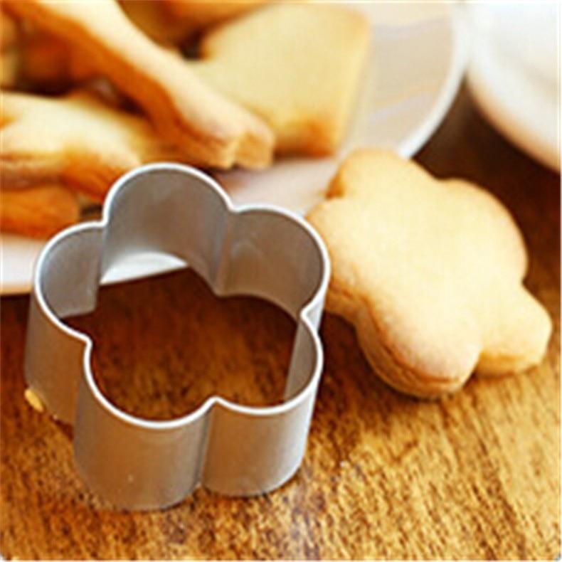 Kitchen,dining & Bar 35# Cute Cartoon Pig Shape Diy Sugarcraft Fondant Cake Biscuit Cookie Cutter Baking Tool Kitchen Supplies