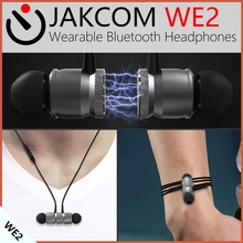 JAKCOM WE2 Smart Wearable Earphone Hot sale in Satellite TV Receiver like azbox hd bravissimo Tocomfree Mini Diseqc(China)