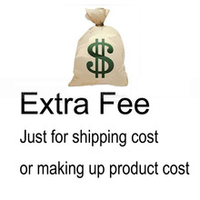 FedEX/DHL/UPS/EMS/;  Amerax and other shipping cost.  Please pay for other extra cost by this link
