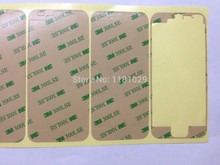 100pcs/lot 100% Brand NEW 3M Adhesive Sticker for iPhone 5 5G 5S 5C Lcd Touch Screen Digitizer Frame with Tracking Number(China)