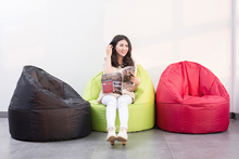Modern sofa bean bags chair for Adult bean bag lazy bag COVER only supplied without filler