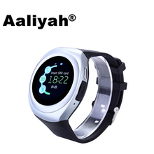 [Aaliyah] S6 Bluetooth Smart Watch Support SIM&TF Card With Facbook & Twitter Remote Camera Smartwatch For Android Smartphone