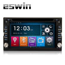2din New universal Car Radio Double 2din Car DVD Player GPS Navigation In dash Car PC Stereo video built in Bluetooth Free Map