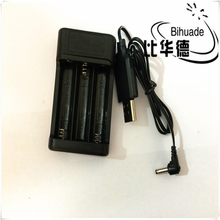 BIHUADE 3 Slot charger AA NiCd battery battery section AA NiMH battery charging tank 3.6V charging box(China)