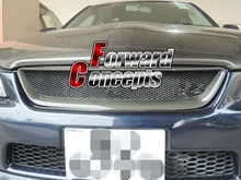 FOR CARBON FIBER 98-05 IS200 IS300 RS200 ALTEZZA FRONT MESH GRILLE()