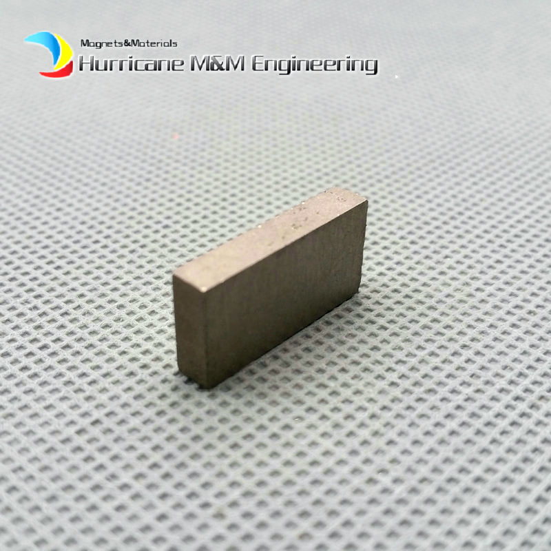 1 pack SmCo Magnet Block 20x10x5 mm Grade YXG24H 350 Degree C High Operating Temperature Permanent Magnets Rare Earth Magnets<br>