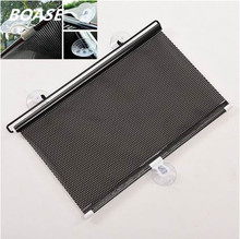 New Rollback Window Sun Shade Screen Cover Sunshade Protector Car Auto Truck Left Right Side Windshield Solar Protection(China)