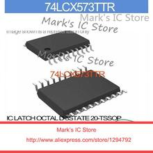 74LCX573TTR IC LATCH OCTAL D 3STATE 20-TSSOP 74LCX573T  74LCX 74LCX57 74LCX5 74LCX5 74LCX57