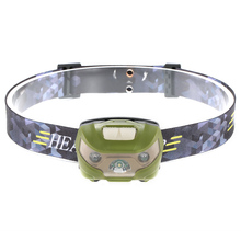 5 Modes Headlight 3000LM LED Outdoor Headlamp Lantern USB Rechargeable LED Flashlight Head Light Lamp For Camp Hike Waterproof(China)