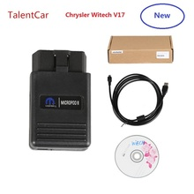 2017 New Arrival WITECH V17 for Chrysler  Top Quality Diagnostic Too for Chr-ysler  V17 With Best Price