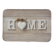 home style Print  Doormat Non-slip Floor Mat Pad kitchen Room Carpet Mats Tapis Pastoral Water Absorption Mat