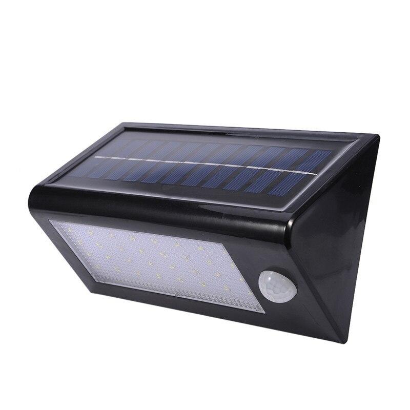 Kaigelin Outdoor Waterproof Garden Lamp Light 32 LEDS 2835SMD Solar Power PIR Motion Sensor Wall Lights Use 2000mAh Battery<br><br>Aliexpress