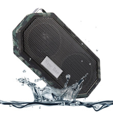 Mini High Power Wireless Bluetooth Portable Waterproof Stereo Speaker with Mic CSR V4.0 Bluetooth for iPhone Samsung LG Sony