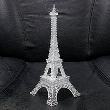 Romantic Indoor Lighting Eiffel Tower Colorful Gift for Children Home Decoration Bedroom Lamp LED Night Light Portable