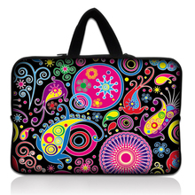 2015 New Laptop Sleeve Bag Case Carrying Handle Bag For 9.7 10 13 13.3 15 15.4 1 5.6 Inch Apple Dell Notebook Netbook PC #D(China)
